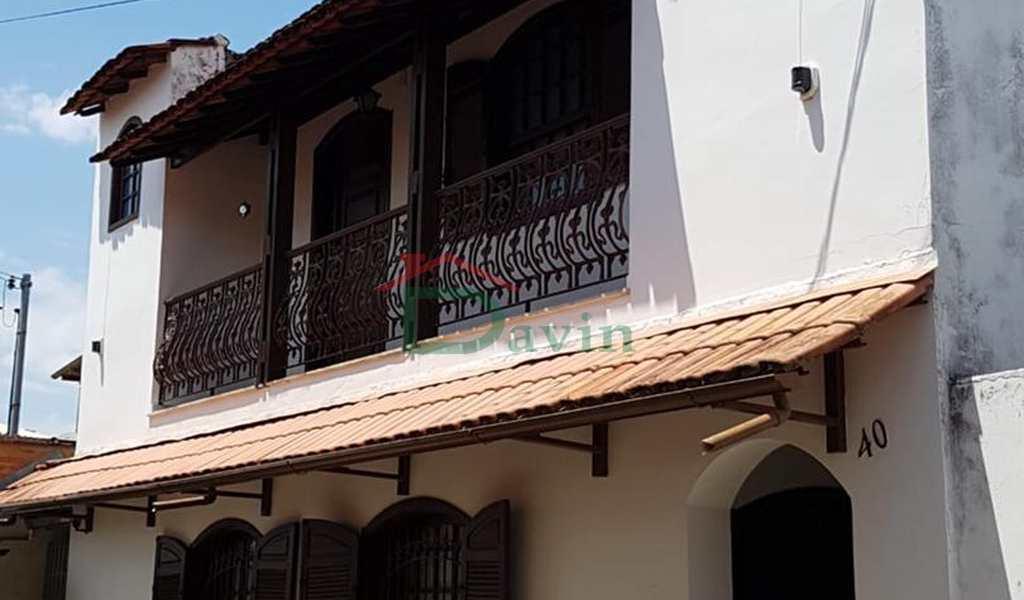Casa em São João Del Rei, bairro Guarda-Mor