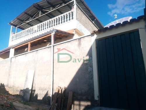 Casa, código 229 em São João Del Rei, bairro Solar da Serra (Colônia do Marçal)