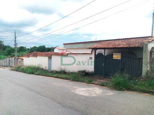 Casa, código 233 em São João Del Rei, bairro São Pedro (Colônia do Marçal)