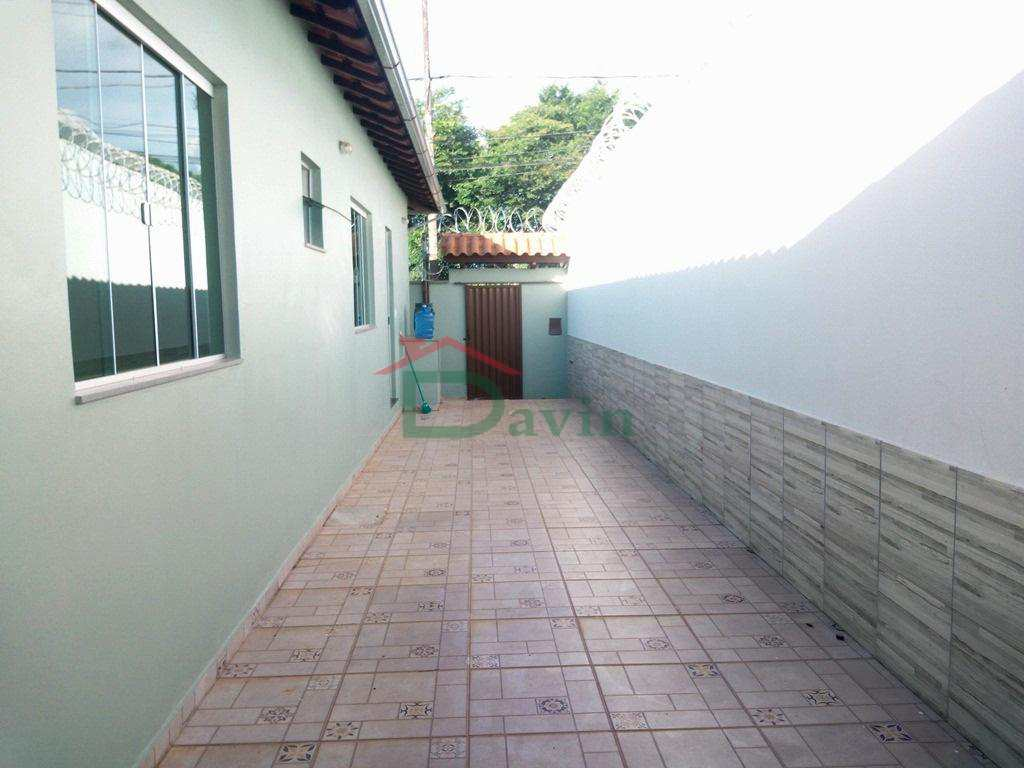 Casa em São João Del Rei, bairro Jardim Colônia (Colônia do Marçal)