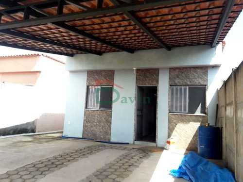 Casa, código 250 em São João Del Rei, bairro Vila do Carmo (Colonia do Marçal)