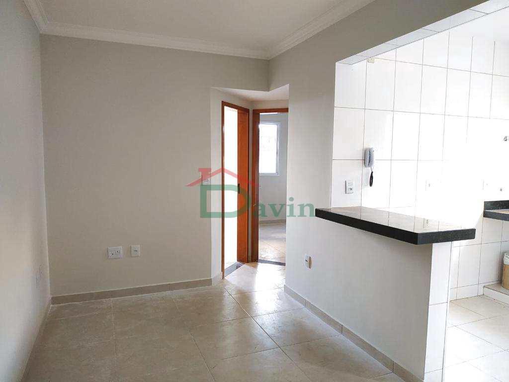 Apartamento em Uberlândia, no bairro Santa Mônica