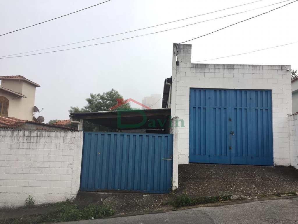 Galpão em São João Del Rei, no bairro São Judas Tadeu