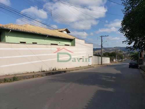 Casa, código 262 em São João Del Rei, bairro Solar da Serra (Colônia do Marçal)