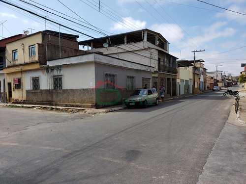 Casa, código 270 em São João Del Rei, bairro Vila Nossa Senhora de Fátima