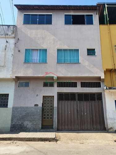 Casa, código 286 em São João Del Rei, bairro Fábricas