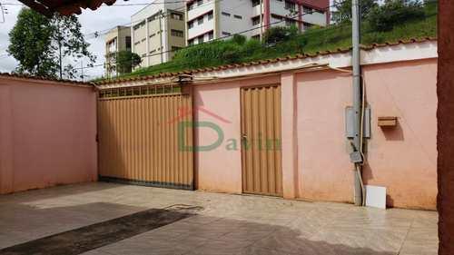 Casa, código 288 em São João Del Rei, bairro Fábricas