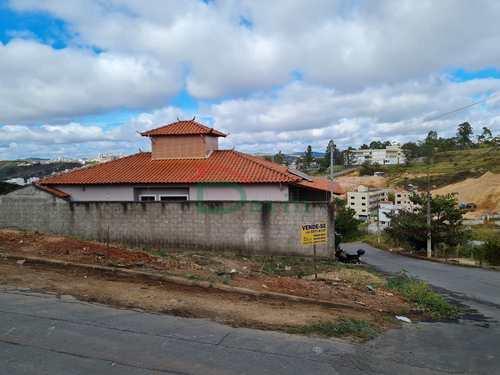Terreno, código 308 em São João Del Rei, bairro Vila João Lombard (Fábricas)
