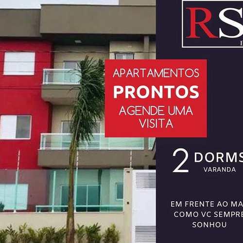 Apartamento, código 1018 em Itanhaém, bairro Cibratel II