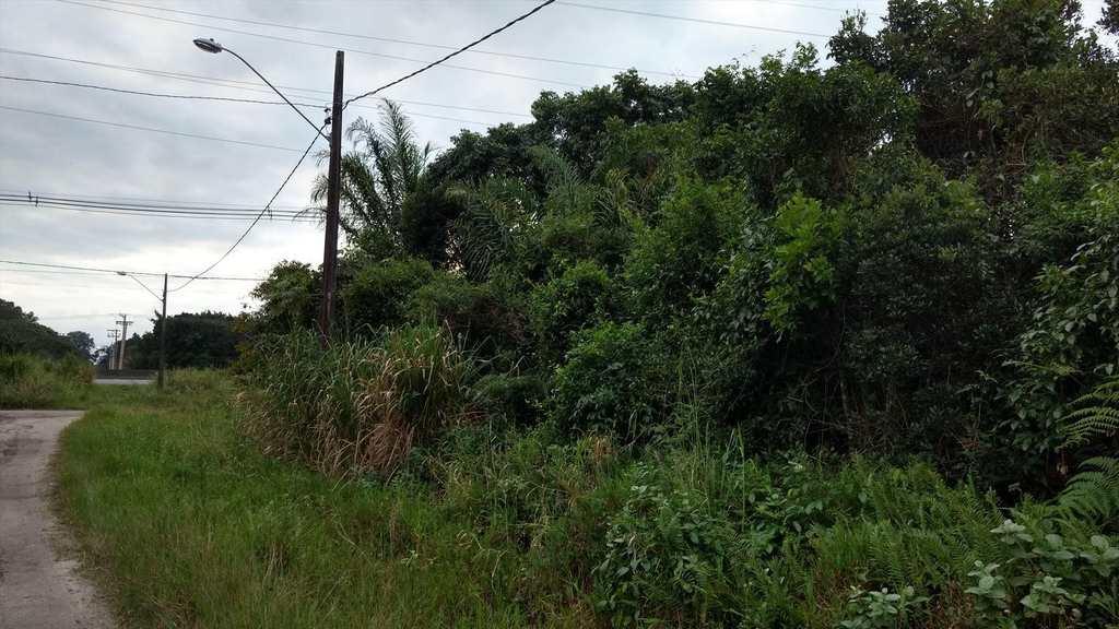 Terreno em Itanhaém, no bairro Balneário Diplomata