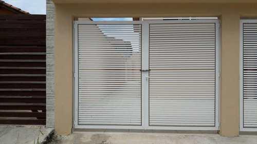 Casa, código 524 em Itanhaém, bairro Jardim América
