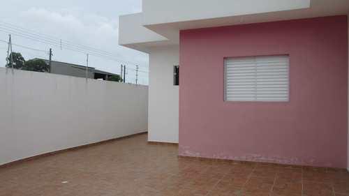 Casa, código 453 em Itanhaém, bairro Jardim Cibratel