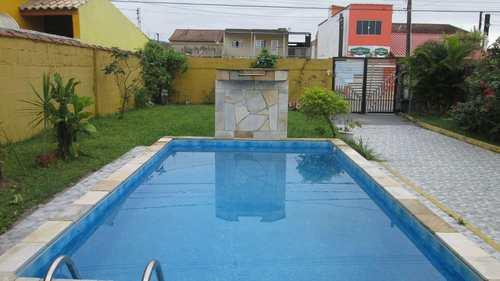 Casa, código 417 em Itanhaém, bairro Balneário Savoy