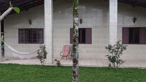 Casa, código 436 em Itanhaém, bairro Jardim Suarão