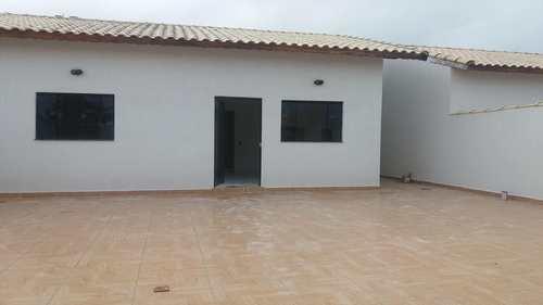 Casa, código 387 em Itanhaém, bairro Jardim Jamaica