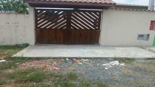 Casa, código 398 em Itanhaém, bairro Balneário Tupy