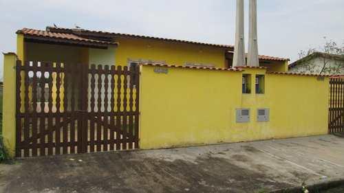 Casa, código 344 em Itanhaém, bairro Jardim Jamaica