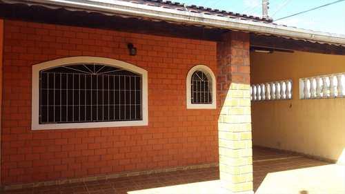 Casa, código 248 em Itanhaém, bairro Cibratel I
