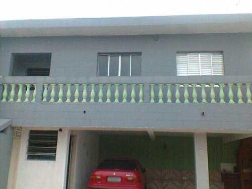 Sobrado, código 236 em Itanhaém, bairro Jardim Bopiranga