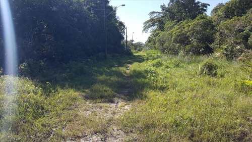 Terreno, código 314 em Itanhaém, bairro Jardim Coronel
