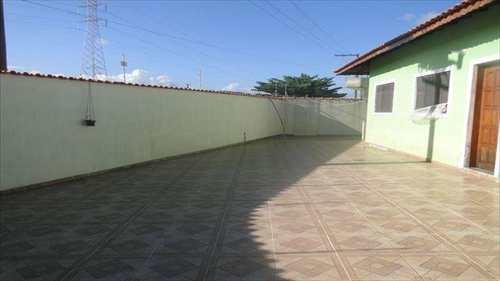 Casa, código 295 em Itanhaém, bairro Balneário Nova Itanhaém