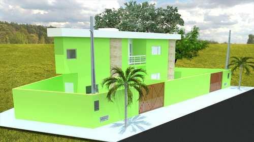 Casa, código 511 em Itanhaém, bairro Balneário Umuarama