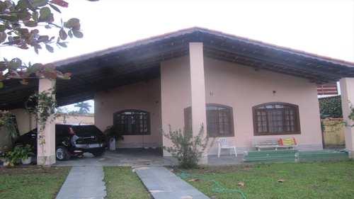 Casa, código 175 em Itanhaém, bairro Cibratel II