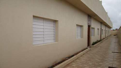 Casa, código 163 em Itanhaém, bairro Cibratel II