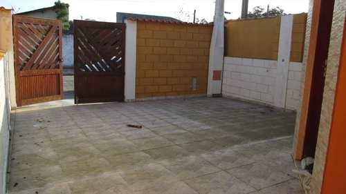 Casa, código 325 em Itanhaém, bairro Balneário Nova Itanhaém