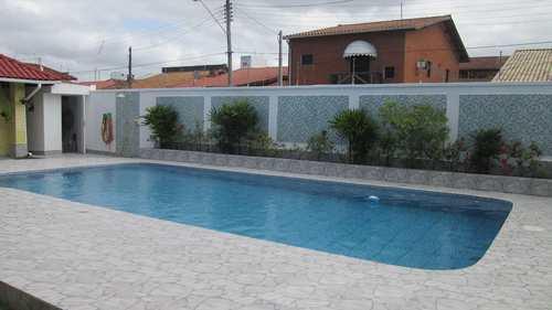Casa, código 111 em Itanhaém, bairro Jardim Suarão