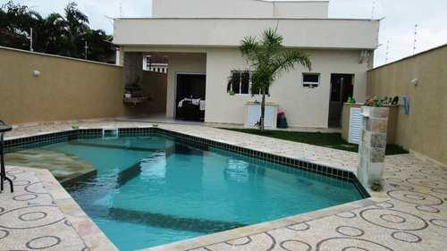 Casa, código 109 em Itanhaém, bairro Cibratel II