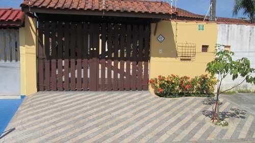 Casa, código 63 em Itanhaém, bairro Cibratel I