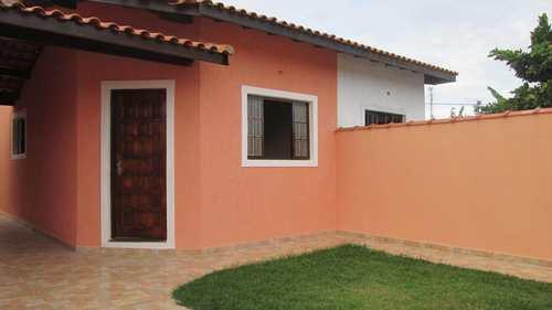 Casa, código 93 em Itanhaém, bairro Jardim Regina