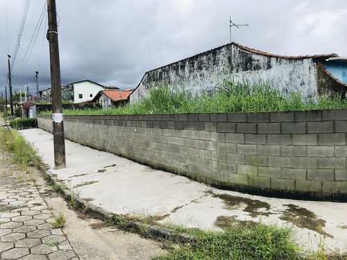 Terreno, código 632 em Itanhaém, bairro Jardim Cibratel II
