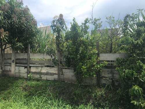 Terreno, código 640 em Itanhaém, bairro Balneário Tupy