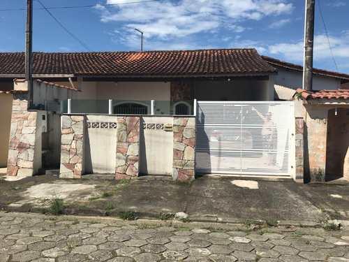 Casa, código 641 em Itanhaém, bairro Savoy
