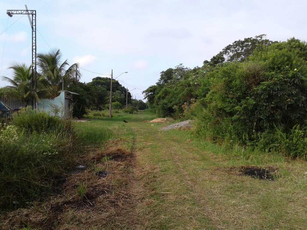 Terreno em Itanhaém, no bairro Jardim Palmeiras