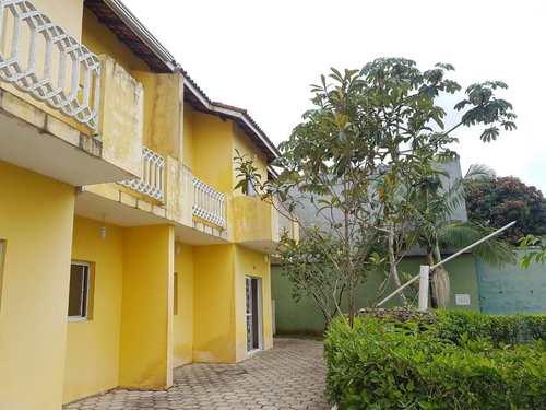 Casa, código 648 em Itanhaém, bairro Balneário Umuarama
