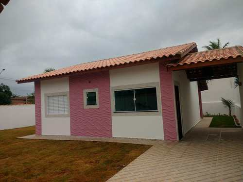 Casa, código 661 em Itanhaém, bairro Jardim Palmeiras