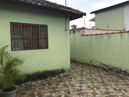 Casa, código 663 em Itanhaém, bairro Cibratel II