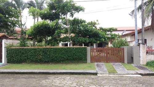 Casa, código 667 em Itanhaém, bairro Jardim Regina