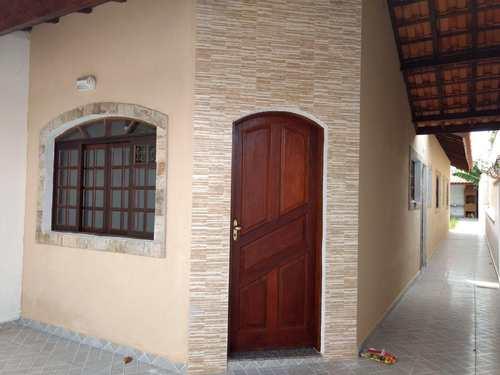 Casa, código 668 em Itanhaém, bairro Balneário Laranjeiras