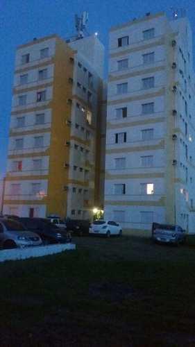 Apartamento, código 675 em Itanhaém, bairro Balneário Tupy