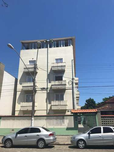 Apartamento, código 684 em Itanhaém, bairro Centro