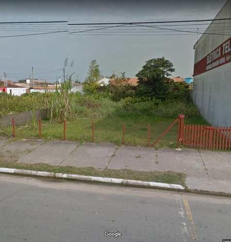 Terreno, código 686 em Itanhaém, bairro Balneário Gaivotas