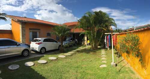 Casa, código 691 em Itanhaém, bairro Bopiranga