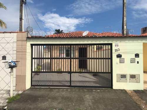 Casa, código 693 em Itanhaém, bairro Belas Artes