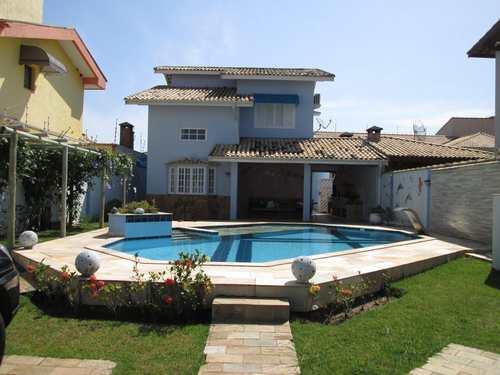 Casa, código 696 em Itanhaém, bairro Cibratel II