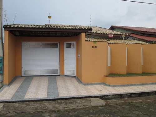 Casa, código 706 em Itanhaém, bairro Cibratel II