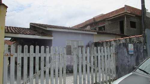 Casa, código 708 em Itanhaém, bairro Cibratel II